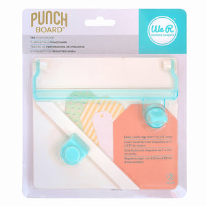 Gift Tag Punch Board | www.bakerspartyshop.com