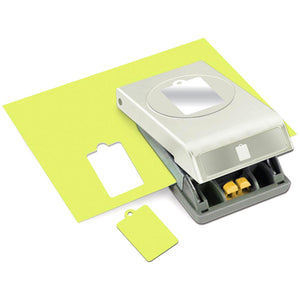 Large Gift Tag Paper Punch with Hole | www.bakerspartyshop.com