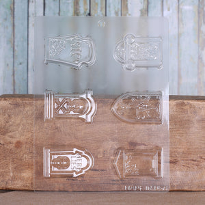 Tombstone Candy Mold | www.bakerspartyshop.com