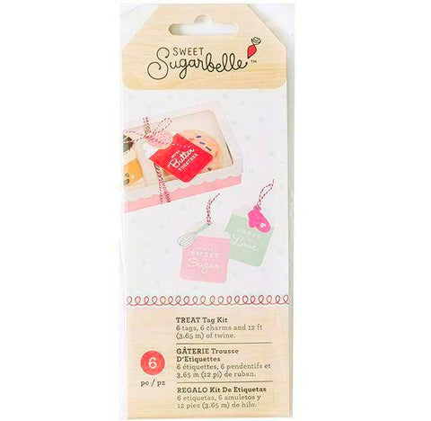 Sweet Sugarbelle Baked with Love Gift Tags | www.bakerspartyshop.com