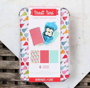 Large Birthday Treat Tins | www.bakerspartyshop.com
