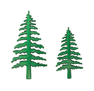 Woodland Tree Cake Toppers