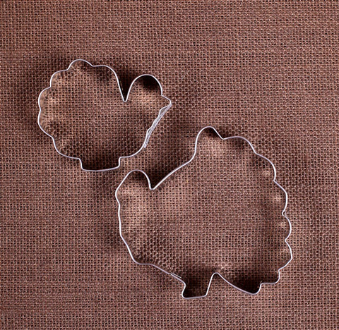Turkey Cookie Cutter Set | www.bakerspartyshop.com