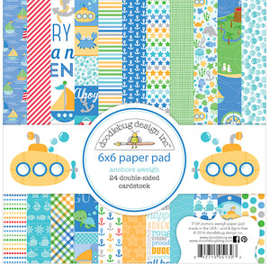 Under the Sea Paper Pad | www.bakerspartyshop.com