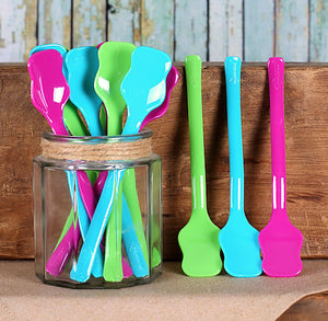 Reusable Ice Cream Spoons: Under the Sea | www.bakerspartyshop.com