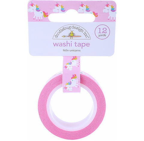 Unicorn Washi Tape | www.bakerspartyshop.com