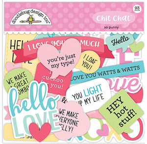 So Punny Sayings Die Cuts | www.bakerspartyshop.com