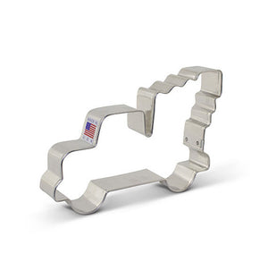 Tree and Truck Cookie Cutter | www.bakerspartyshop.com