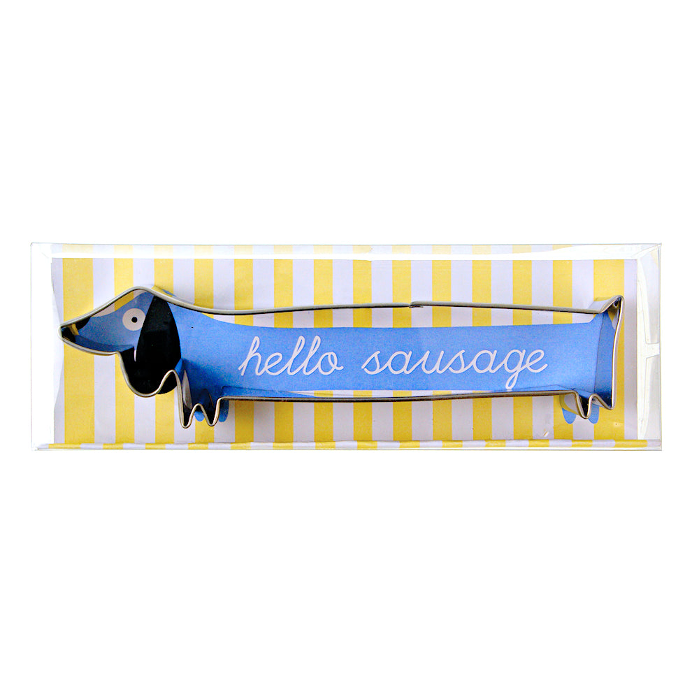 Dachshund Sausage Dog Glitter Cupcake Cake Toppers Birthday Party