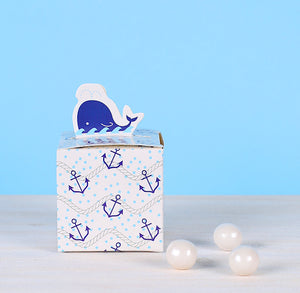 Small Favor Boxes: Whale | www.bakerspartyshop.com