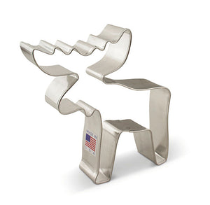 Moose Cookie Cutter | www.bakerspartyshop.com