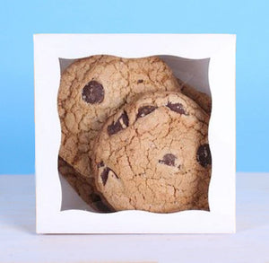 Small White Bakery Boxes: 6x6"