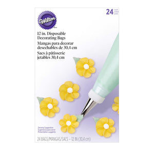 Wilton Disposable Piping Bags | www.bakerspartyshop.com