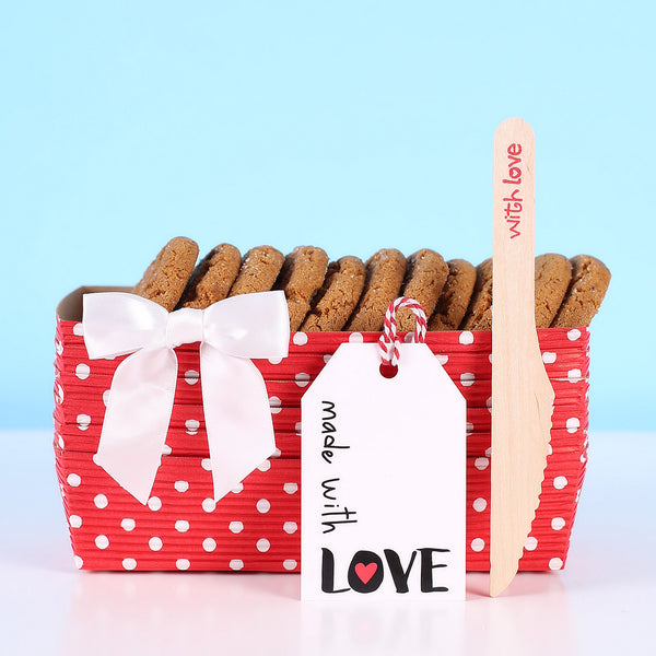 Shop Holiday Loaf Pan Kit Made With Love Loaf Pan Kit For