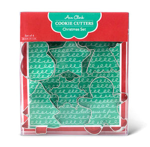 Christmas Cookie Cutter Set | www.bakerspartyshop.com