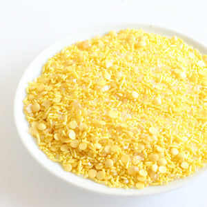 Sprinklefetti Sparkle Yellow Sprinkle Mix | www.bakerspartyshop.com