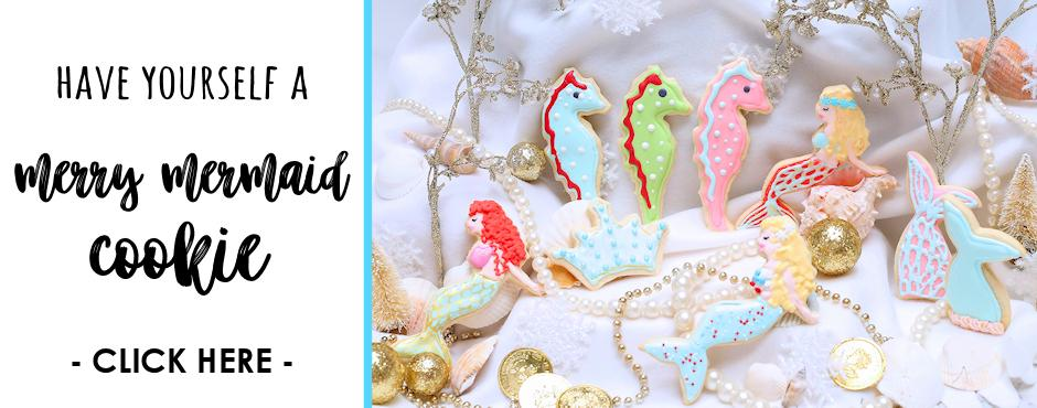 Cookie Decorating with Edible Paint