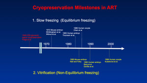Principles of Cryopreservation and Optimization of Vitrification