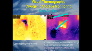 Thermographic Imaging: A Breakthrough Invention Providing an Effective and Reliable Cryogenic Storage Monitoring