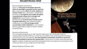 Space: The Final Frontier for Physiology