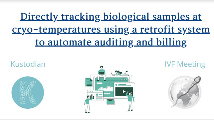 Directly Tracking biological samples at cryo temperatures using a retrofit system