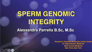 Sperm Genomic Integrity