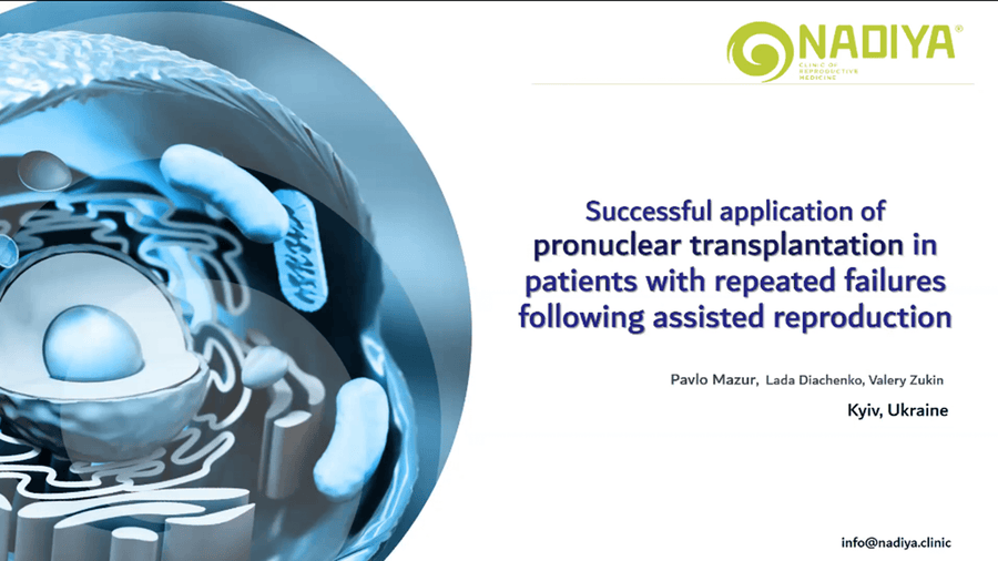 Successful Application of Pronuclear Transplantation in Patients with Repeated Failures Following Assisted Reproduction