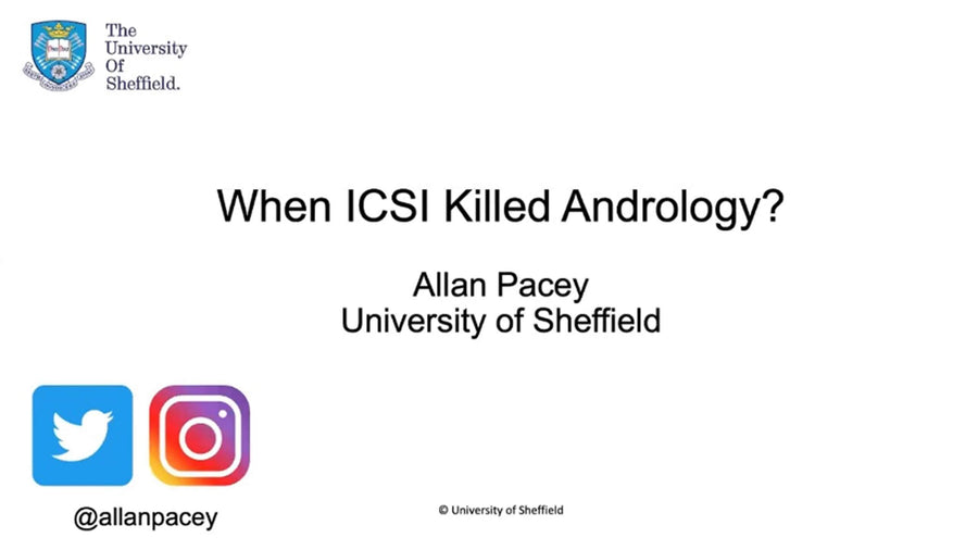 When ICSI killed Andrology