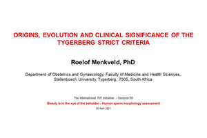 Origins, Evolution, and Clinical Significance of the Tygerberg Strict Criteria