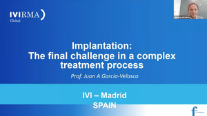 Implantation - the final challenge in a complex treatment process