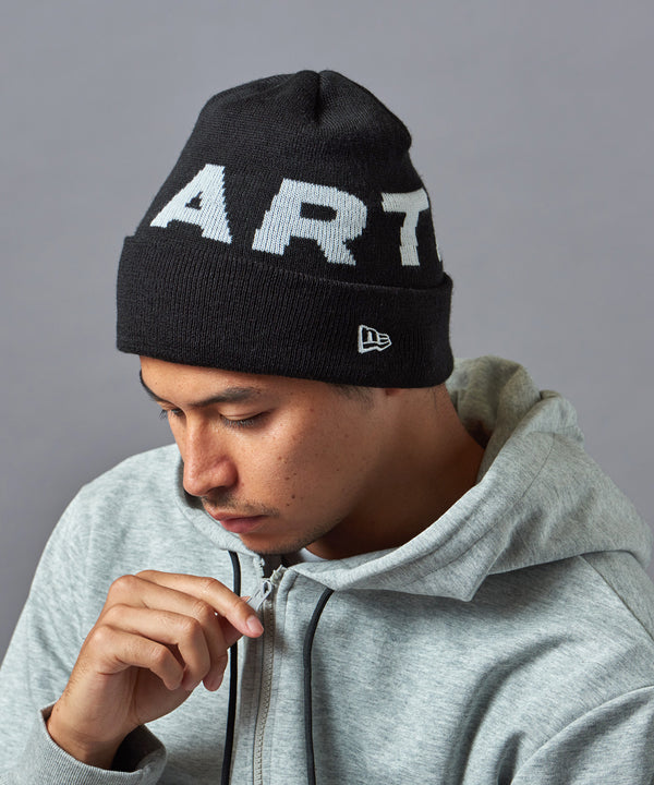 NEW ERA ARTA KNIT CAP JACQUARD
