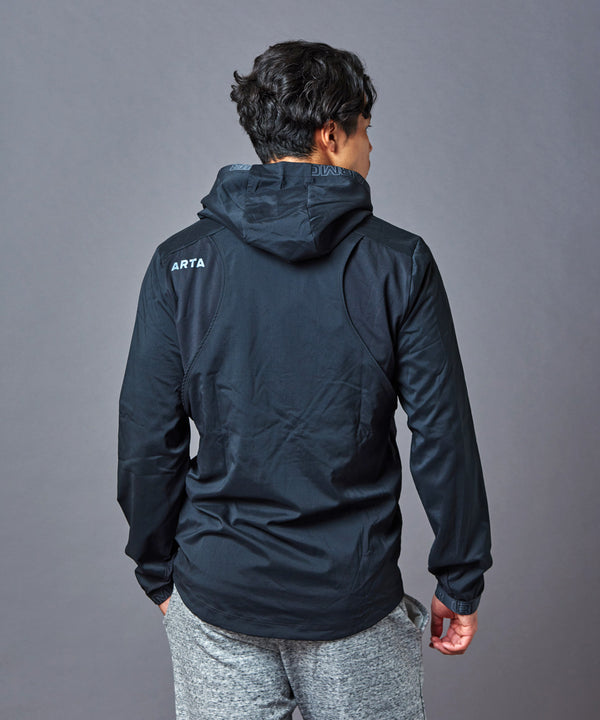 UNDER ARMOUR ARTA VANISH WOVEN PARKA