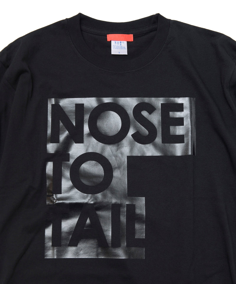ARTA RACING TYPOGRAPHY NOSE TO TAIL PRINT T-SHIRT