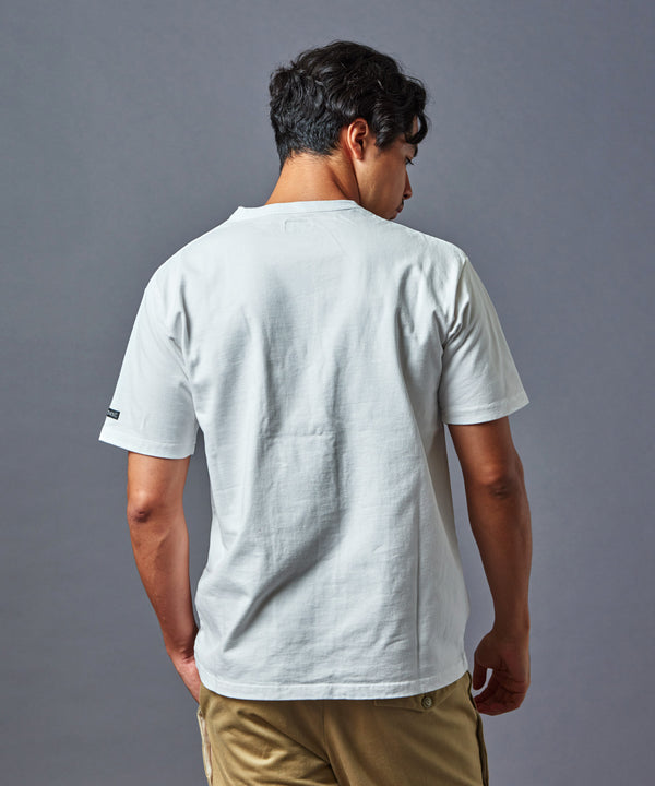 [WEB先行販売] SCHOTT ARTA DEER POCKET T-SHIRT