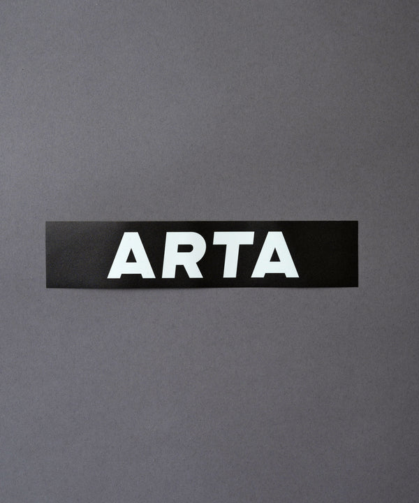 ARTA MATT STICKER