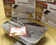 Load image into Gallery viewer, Cameron Mini Stovetop Smoker