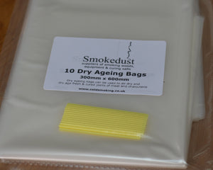 Dry Age Joint bags  -  For dry ageing meats and charcuterie - various sizes