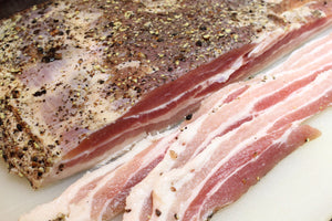 Sweet Juniper Pepper Bacon Cure - For making bacon 150g