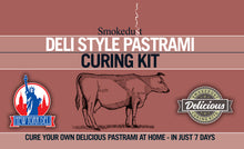 Load image into Gallery viewer, Pastrami Curing Kit