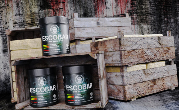 COLUMBIAN BRICK (Escobar 3 Pack)