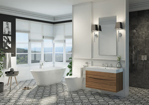 How To Create A Luxury Bathroom at Home: Crosswater London