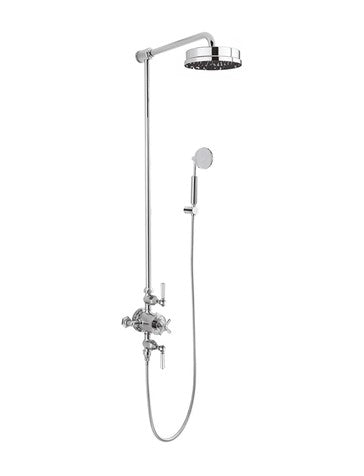 Exposed Thermostatic Shower Kits