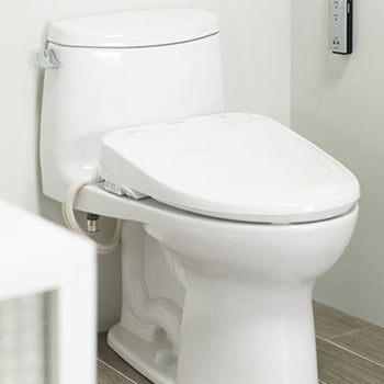 Toilets with Bidet Seats