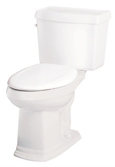 Gerber HE-20-007 Allerton Two Piece Toilet