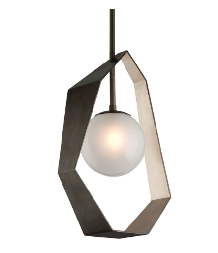 Troy F5534 Origami Pendant Light