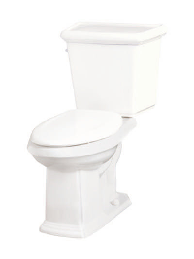 Gerber HE-20-019 Logan Square Two Piece Toilet