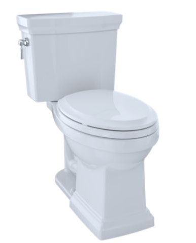 Toto CST404CEFG Promenade II Elongated Two-Piece Toilet