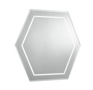 Clearance: Crosswater US-WF6060 Waldorf LED Mirror