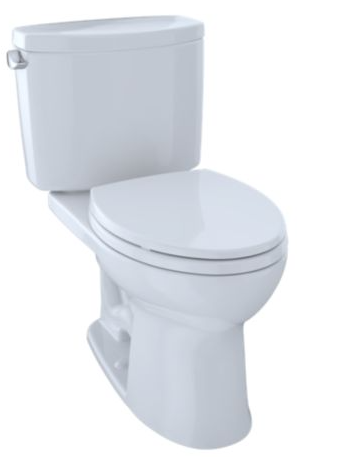 Toto CST454CEFG Drake II Two Piece Toilet