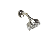 Crosswater 11-21 Shower Head with Arm & Flange